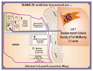 SMCS Location Map